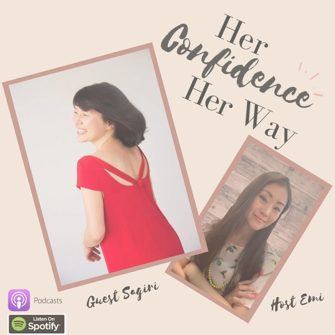 Podcastインタビュー【国際恋愛&結婚リアルトーク】Her Confidence Her Way by Emiko Rasmussen